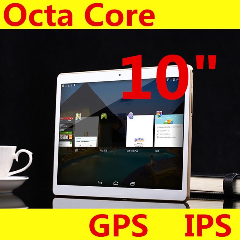 10 font b tablet b font IPS Screen 1280 800 Octa Core MTK6592 3G 4G Phone
