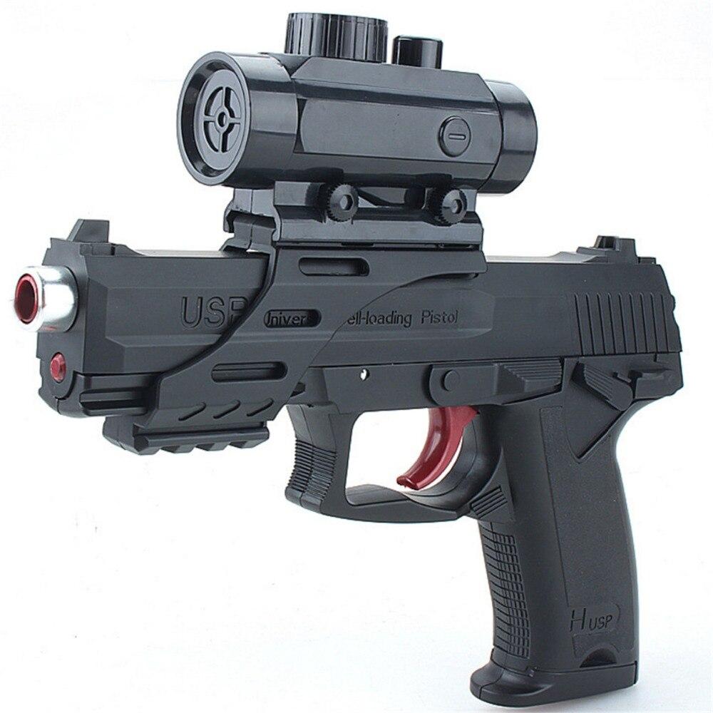Jouet Pistolet Marque Nouvelle USP 7.4 v Auto Gel Boule Blaster avec Accessoires