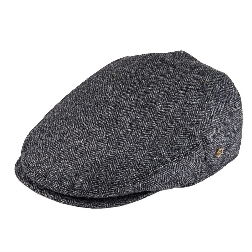 5079801c4 VOBOOM Wool Tweed Herringbone Irish Cap for Mens Women Beret Cabbie Driver  Hat Golf Ivy Flat Hats Green Black Yellow 200