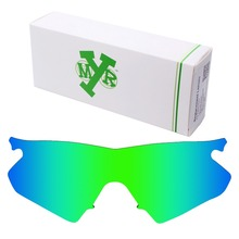 Mryok POLARIZED Replacement Lenses for Oakley M Frame Heater Sunglasses Emerald Green