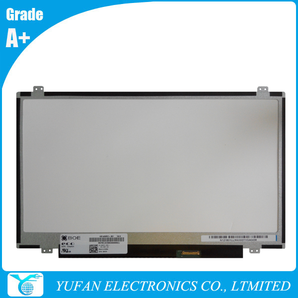 Free Shipping Wholesale HB140WX1-301 V4.0 Lcd Screen Display 1366*768 mantra светильник на штанге habana 5301 5302