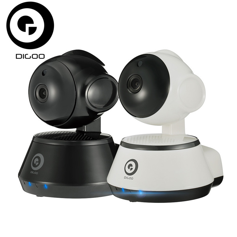 цена DIGOO DG-M1Z M1Z 1080P 2.8mm 5.0MP Lens Wireless Security Wifi IP Camera Night Vision Two Way Audio Onvif Baby Monitor