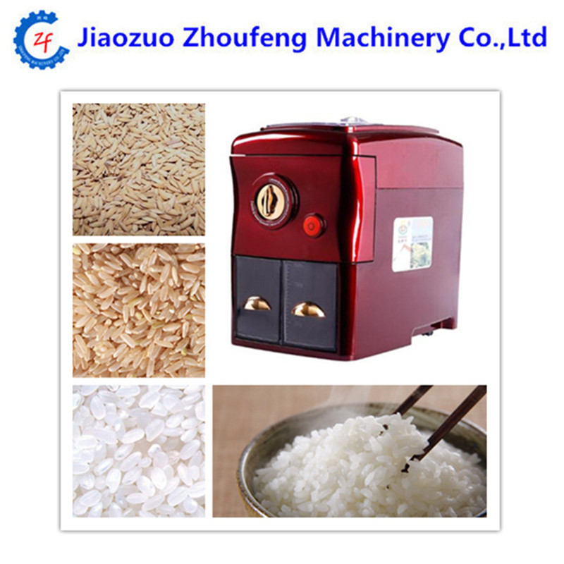 Automatic grain huller electric rice husker home use rice mill milling machineAutomatic grain huller electric rice husker home use rice mill milling machine