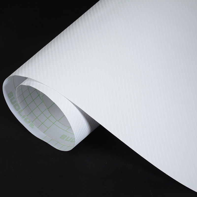 High Quality 150*50CM 3D Carbon Fiber Car Vinyl Wrap Sheet Roll Film Car Sticker Decal White Car Styling Accessories high quality lens cleaning paper 10x15 cm 3 pack 90 sheet