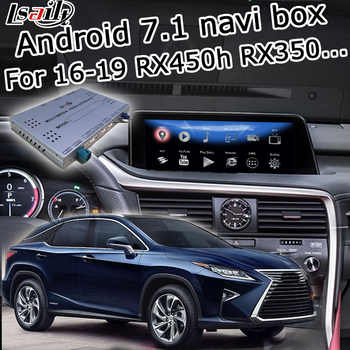Android GPS navigation box for Lexus RX 2016-2019 12.3 video interface with mouse remote touch control RX350 RX450h by lsailt - DISCOUNT ITEM  0% OFF All Category