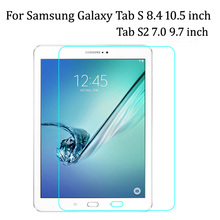 Screen protector For Samsung Galaxy Tab S2 9.7 T810 T813 T815 T819 T815C T710 T713 T715 T700 Tablet Protector For Tab S 10.5 все цены