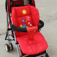 Baby Stroller Cushion Child Cart Seat Pad Pushchair Cotton Thick Mat