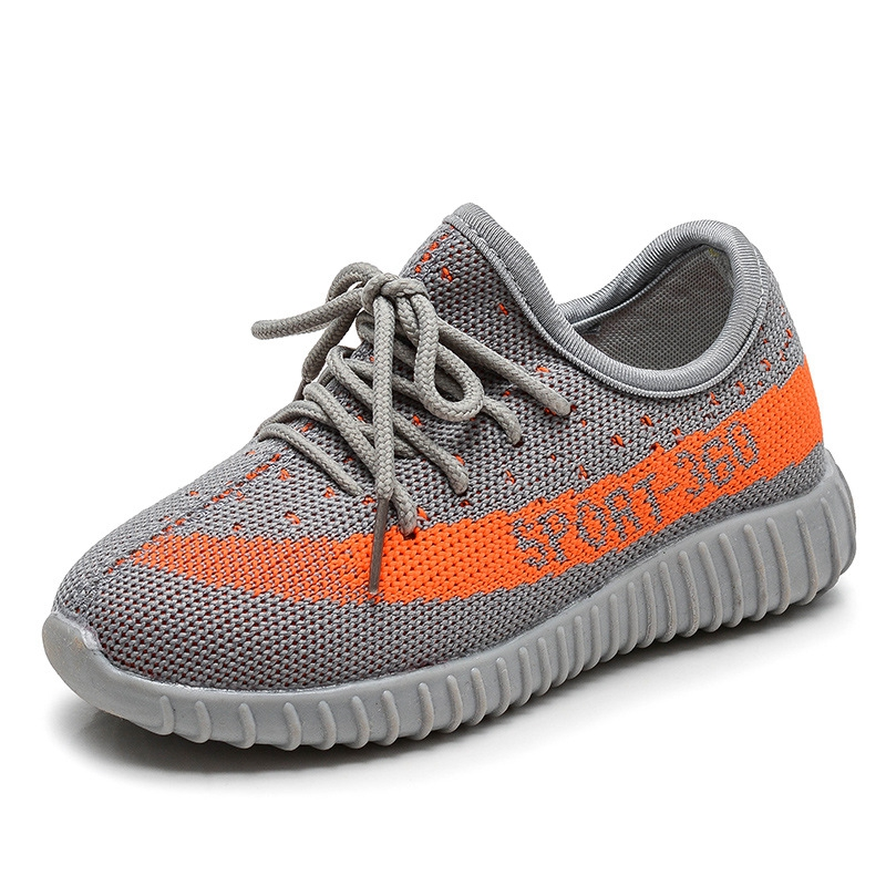 Children Mesh Causal Shoes Girls Boys Breathable Sneakers Spring Autumn Kids School Anti-slippery Sport Running Shoes Size 26-37 beedpan children shoes boys sneakers girls sport shoes size 22 30 baby casual breathable mesh kids running shoes autumn winter