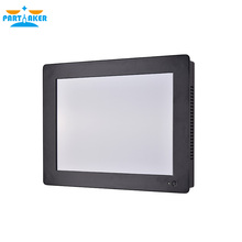 Partaker Z8 Intel Celeron 1037u Taiwan High Temperature 5 Wire Touch Screen Industrial All In One Computer With Fan