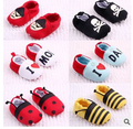 Baby shoes cute Cartoon Kid Toddler Baby Girl boy Soft newborn baby girl shoes Walking Sneaker shoes baby girls 6 styles