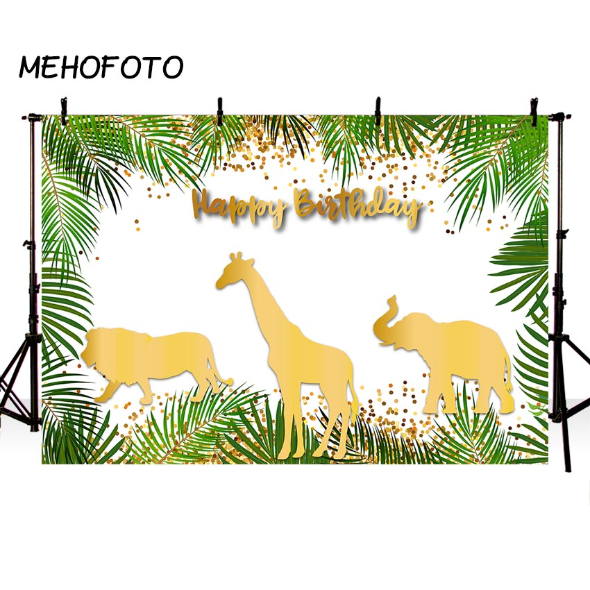 MEETS 5x7ft Cheetah Backdrop Wild Animal Photography Background Themed Party Photo Booth YouTube Backdrop XCMT168