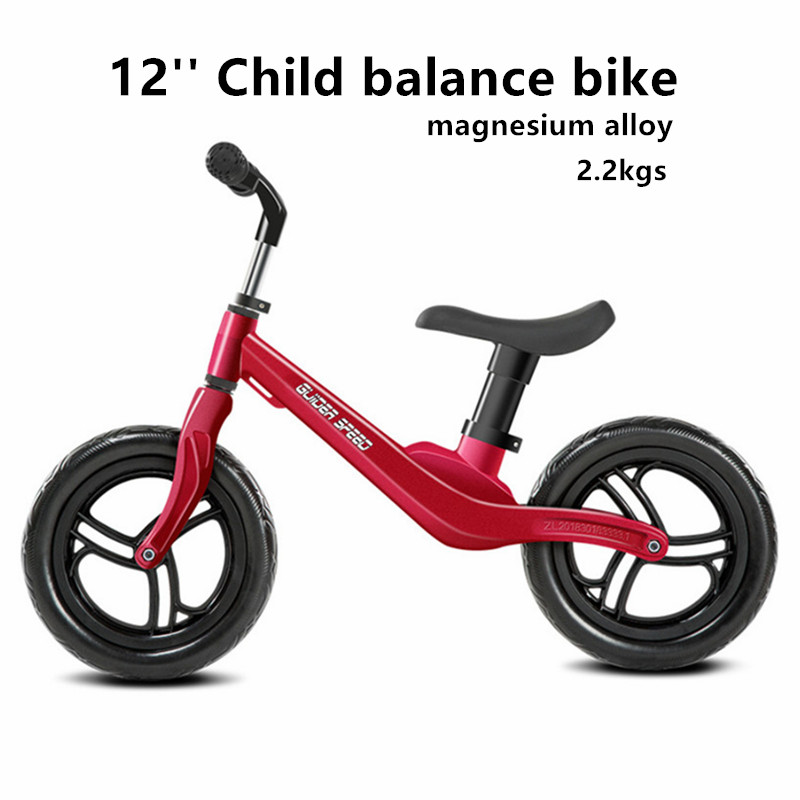 12 Children s balance car without pedals Slider bike super light weight bicycle fit for 1 Innrech Market.com