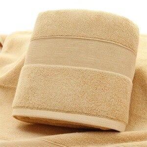 Image 2 - 100% turc coton petite serviette ensemble Super doux famille invité hôtel serviette couleur unie absorbant 75*35 cm 170G