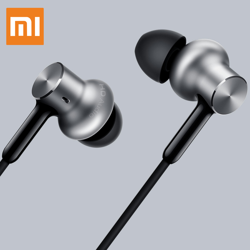 Original Xiaomi Mi Piston Earphone Newest Xiaomi Fresh Edition Basic Version Earphone In Stock with Mic for Samsung for Xiaomi fresh upgrade edition mi piston dynamic professional in ear sport detach driver version earphone with mic for samsung for xiaomi