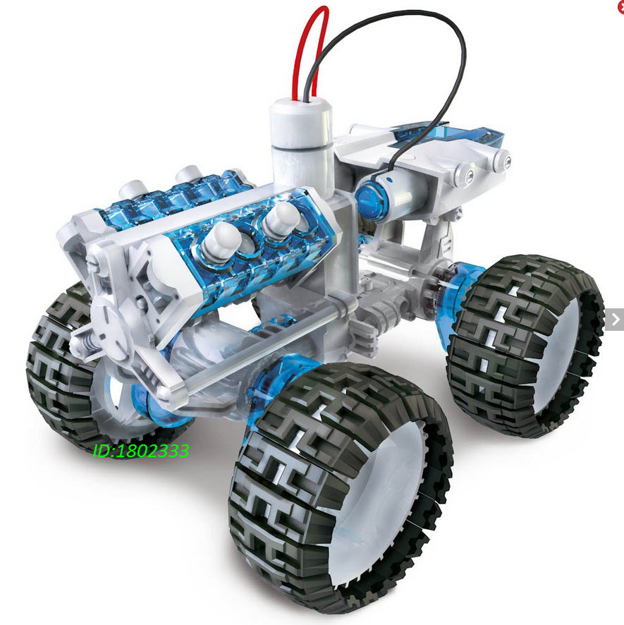 ФОТО OWI  The Salt Water Fuel Cell Engine kit teaches kids