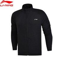 Li-ning Mężczyzn Szkolenia Serii Sweter Regular Fit 61% Bawełna 39% Poliester Li-ning Sportowe Swetry AWDM699 MWW1332
