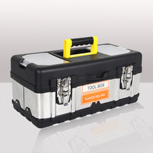 Portable Toolbox Car Tools Storage Box High Quality Large capacity Power Tool Containers