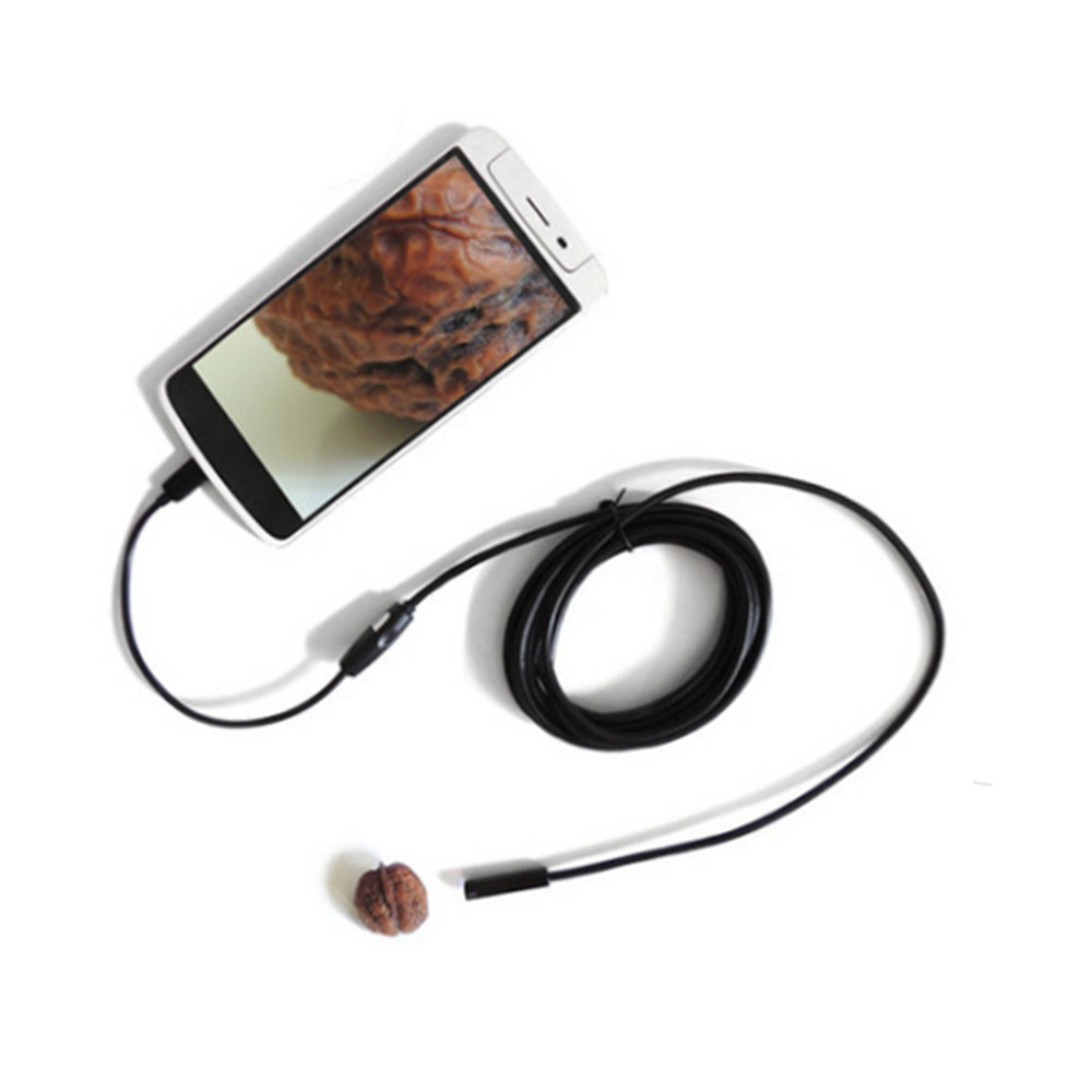 7MM 1.3MP For Android OTG Mobile Endoscope 2m/5m optional