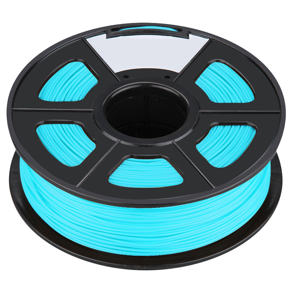 все цены на  New 3D Printer Printing Filament ABS -1.75mm ,1KG, for Print RepRap Color: cyan  онлайн