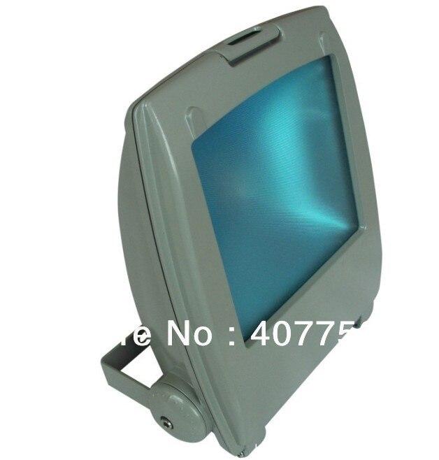 Livraison gratuite à USA Ac 85 V/265 V infrarouge à distance rgb 50 w a mené la lumière d'inondation utilisé pour décoration éclairage