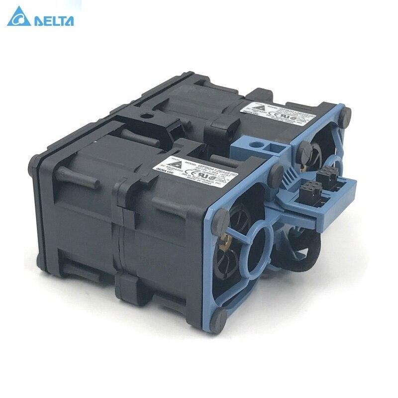Para o fã do servidor de delta gfb0412ehs para hp dl360 g6 360 g7 dc 12 v 1.82a p/n: 489848-001 sps p/n: 532149-001