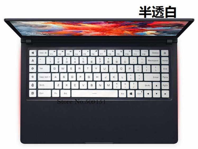 Siêu mỏng Chống Bụi Laptop Bàn Phím Bao Da Bảo Vệ Da Cho Xiao Mi Mi Ga mi ng Laptop 15 15.6 inch GTX 1060