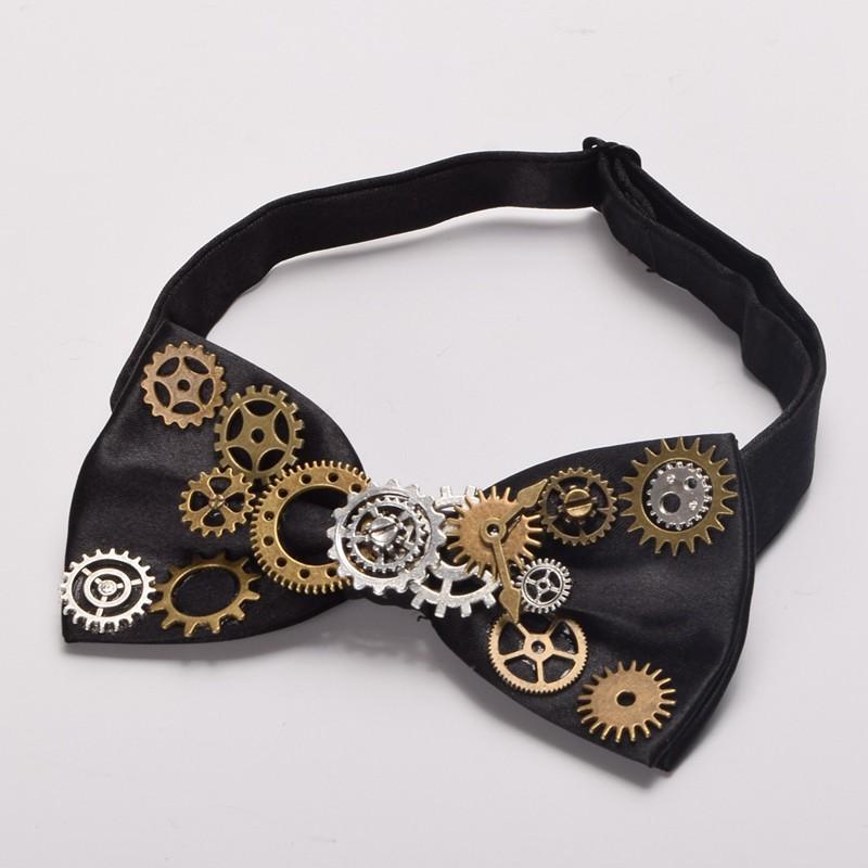 Steampunk Bow Tie (1)