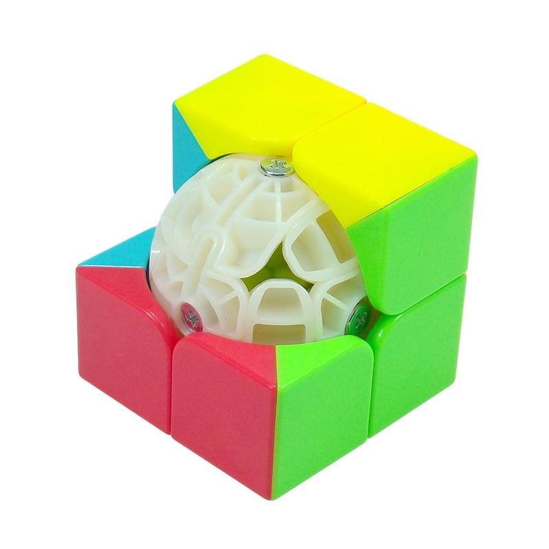 Cubos Mágicos quebra-cabeças de velocidade cubo magico Feature : Boys Gifts