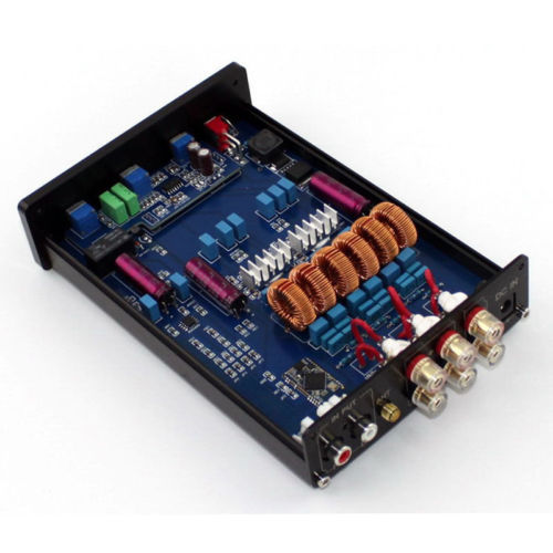 цена на TPA3116 2.1CH Class D 2*50W+100W Bluetooth CSR4.0 Digital audio amplifier / without power adapter