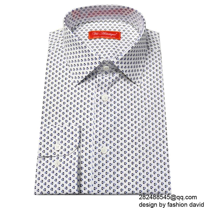 Compare Prices on White Shirt with Black Dots for Mens- Online ...
