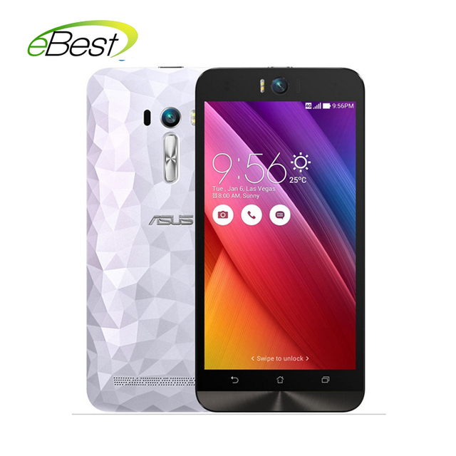 "original Asus Zenfone Selfie  ZD551KL 4G lte moible phone 5.5"" Dual 13.0 MP camera Snapdragon 615 octa core 3GB RAM smartphone"