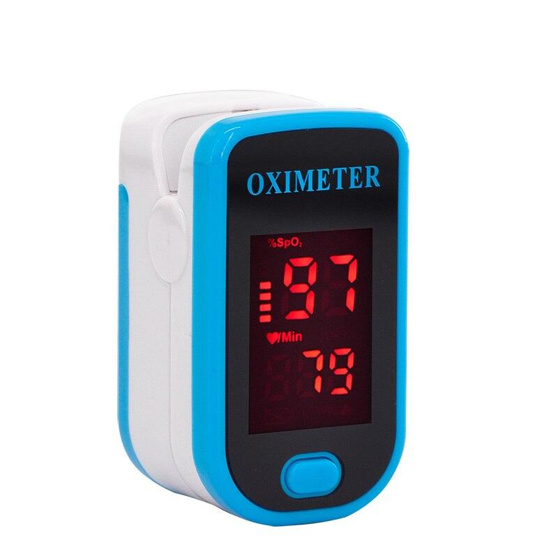 Oximetro de dedo Oximetro de pulso Finger Pluse Oximetr SPO2 PR PI Blood Oxygen Saturation M230