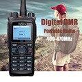 +Cable!!! HYT DMR digital radio PD785 400-470Mhz Hytera walkie talkie Portable radio PD78X PD-785 DMR transmitter Two way radio