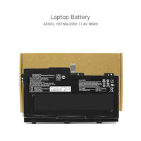New Genuine 11 4V 96Wh AI06XL HSTNN LB6X Netbook Battery For HP ZBook 17 G3 808397