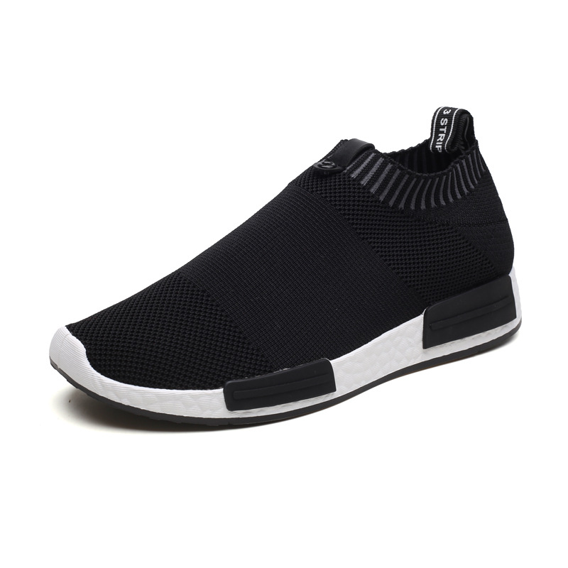 Cork Men Shoes Sneakers Men Breathable Air Mesh Sneakers Slip on Summer Non leather Casual Lightweight Cork Men Shoes Sneakers Men Breathable Air Mesh Sneakers Slip on Summer Non-leather Casual Lightweight Sock Shoes Men Sneakers