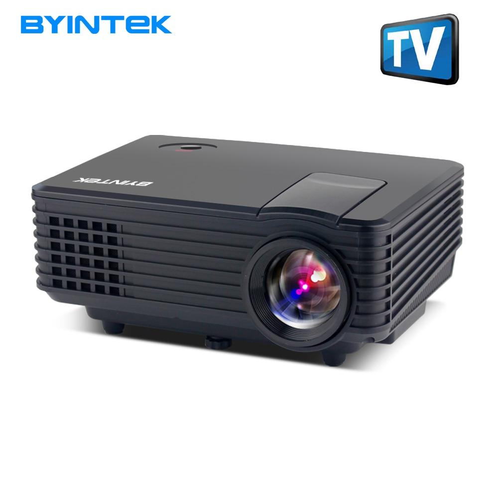 Byintek проектор звездного неба bt905 для дома Театр, 1800 люмен, HDMI Поддержка Full HD 1080 P Мини светодиодный Портативный проектор
