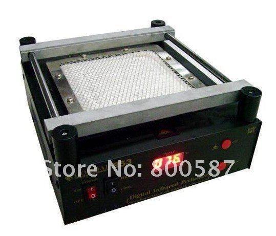 Meilleur qualité Gordak 853 IR station de préchauffage, sans plomb préchauffage pour bga réparation, chaude