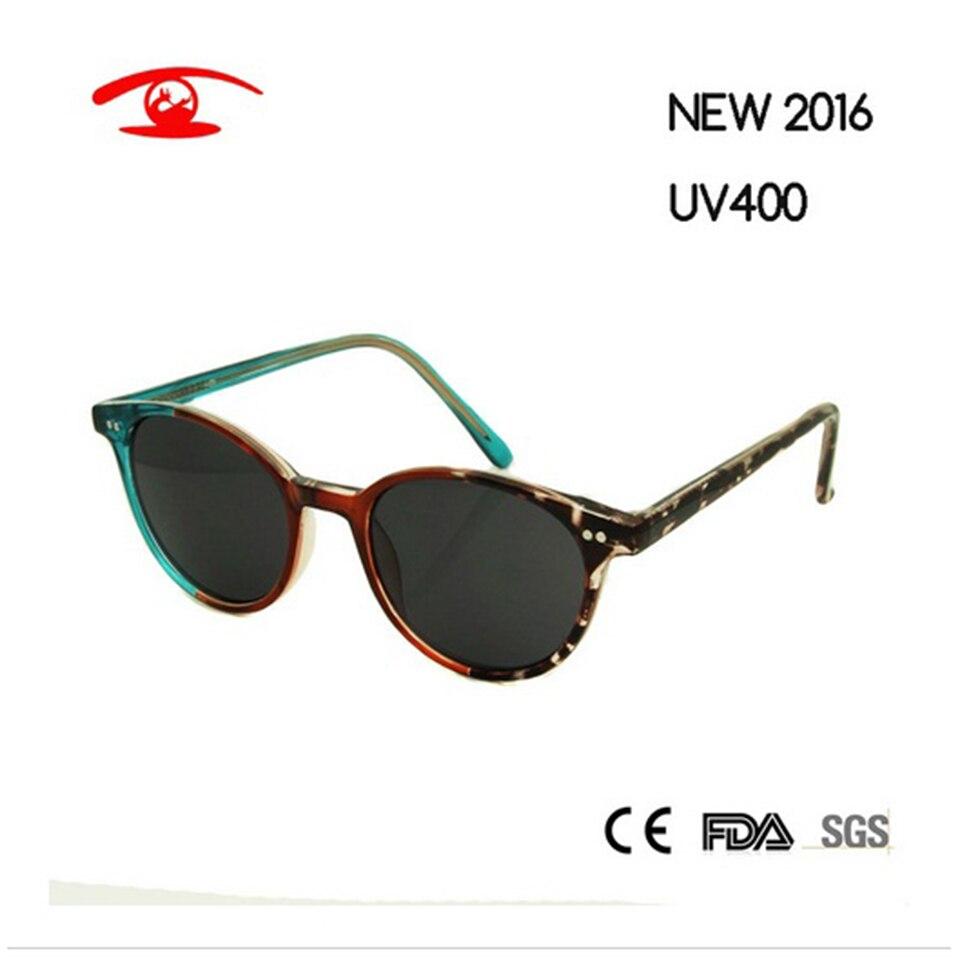 Wholesales Fashion Vintage Sunglasses Rivet Metal Women Brand Designer Multi Mix Color Round Sun Glasses Oculos De Sol