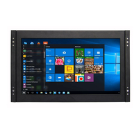 13.3 Inch PCAP 10 Points Touch Capacitive Touch Monitor Open Frame Industrial LCD Touch Monitor