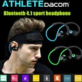 DACOM Athlete Wireless Headphone Running Bluetooth Sports Bluetooth V4.1Headset Stereo IPX5 Waterproof Earphone For Phone