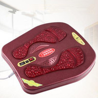 Massage far infrared foot massager vibration magnetic wave heating physiotherapy foot pedicure health care machine