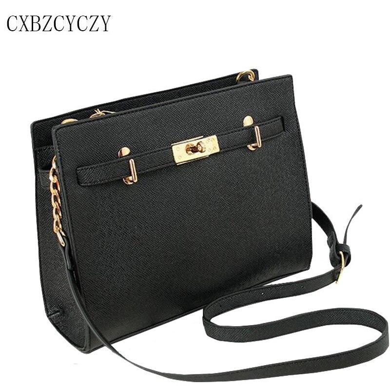 Bolsa Feminina Women Handbag New Women Bag Fashion Women Messenger Bags Leather Women Shoulder Bags Tote Bag Famous Brands black