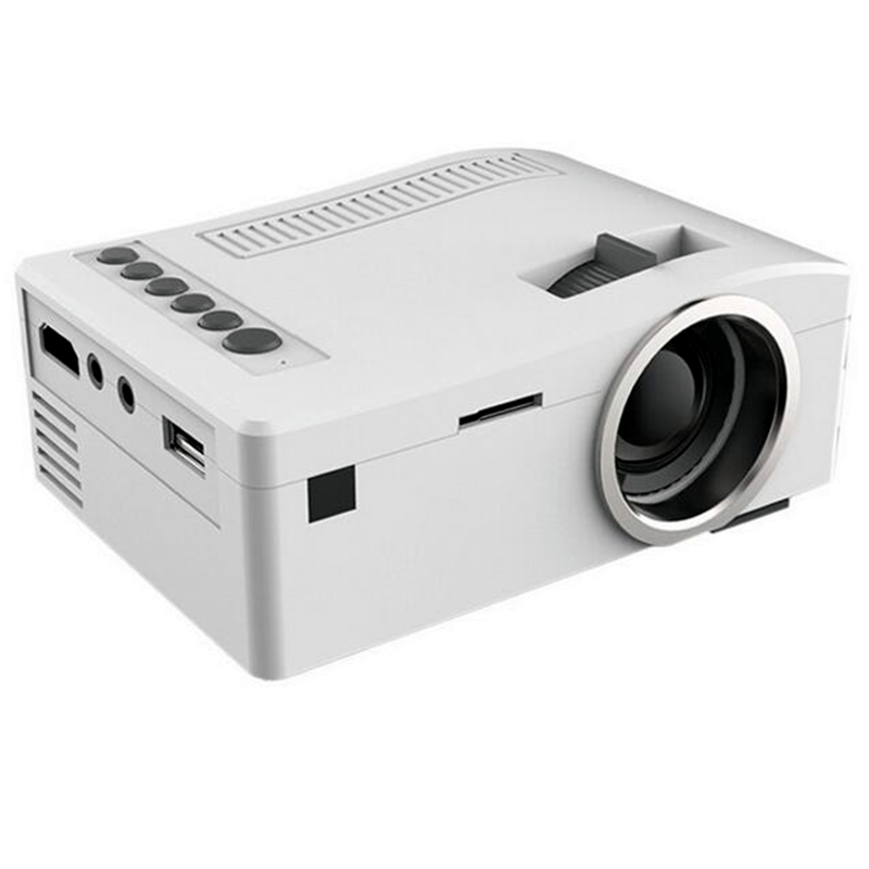 Buy hot full 1080p hd portable mini projector led video for Portable pocket projector reviews