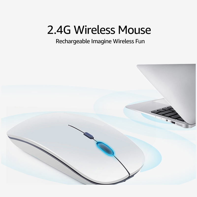 Computer Wireless Bluetooth Mouse Computer Gadgets Keyboards & Mice iPhone cases, AirPods replacement, Activity trackers, CoolTech Gadgets