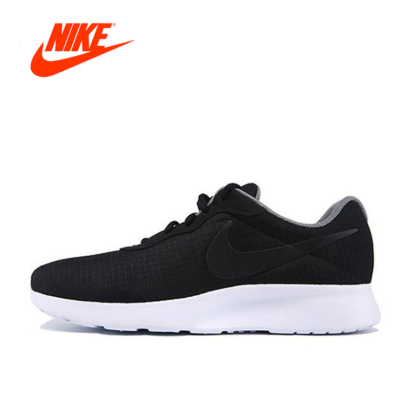 Original Spring New Arrival Official Authentic NIKE Breathable TANJUN PREM Men's Running Shoes Sneakers Outdoor Athletic official new arrival authentic nike air odyssey breathable men s running shoes sneakers