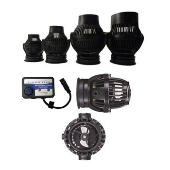 Jebao WP-10 WP-25 WP-40 WP-60 Wave Maker with Controller Powerhead Pump for Marine Aquarium фото