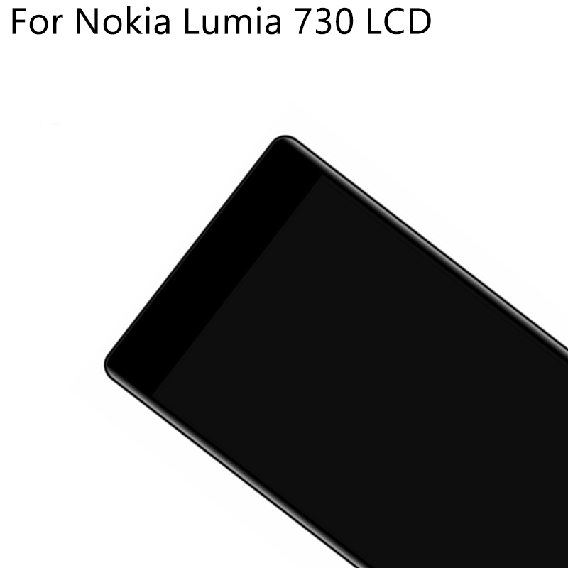 Assembly Digitizer Lumia For 7