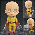 Anime One Punch Man Hero Saitama Nendoroid Series PVC Figure Figurine