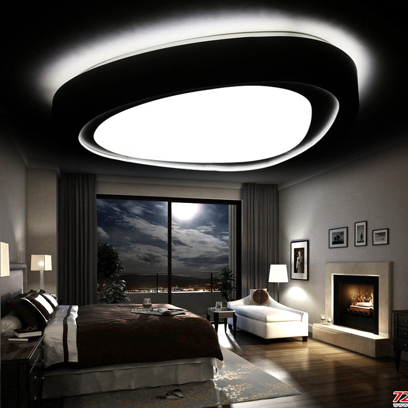 Online buy wholesale luxury ceiling from china luxury - Modern living room ceiling lights ...