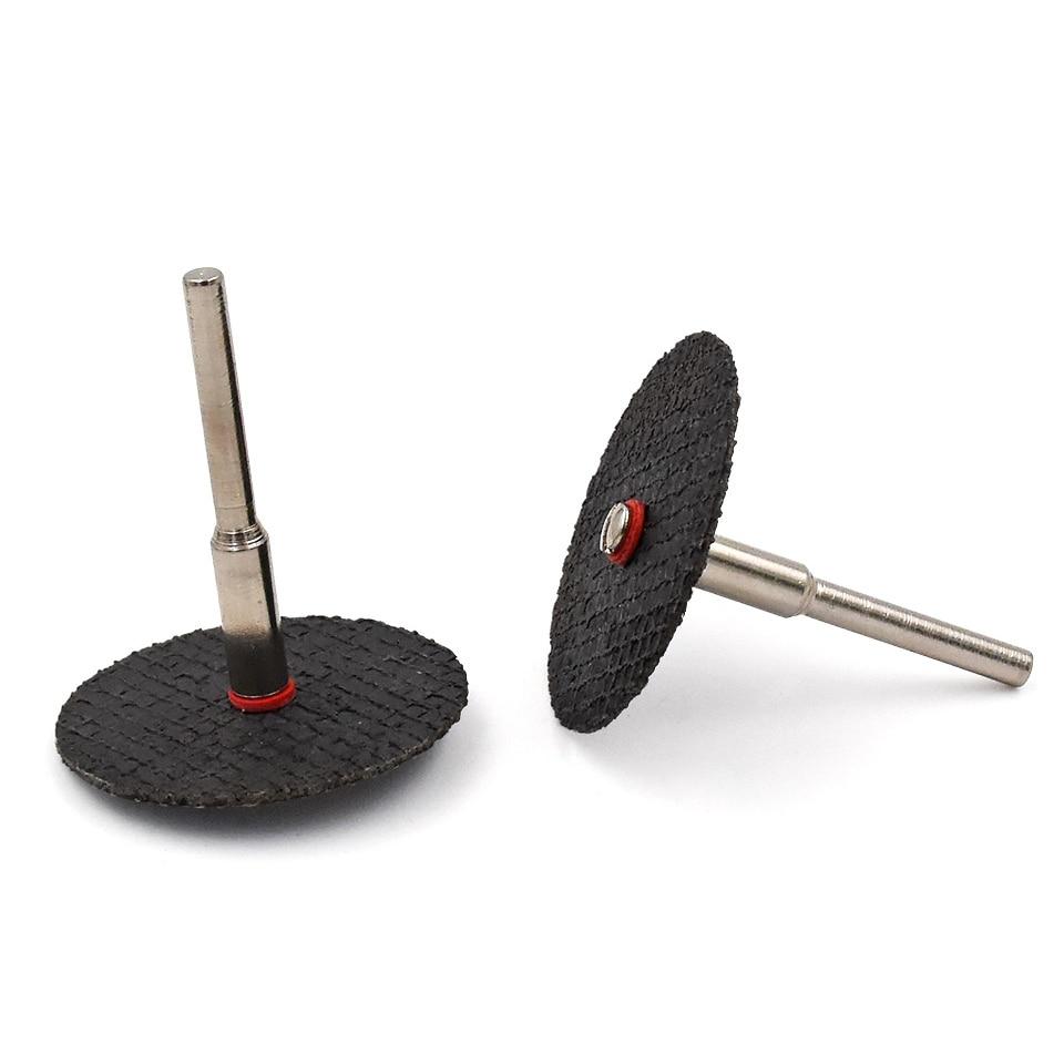 Disco de corte de hoja de sierra de fibra de resina de 10 piezas para - Hojas de sierra - foto 2